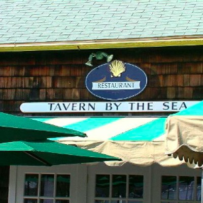Tavern By The Sea Enterance